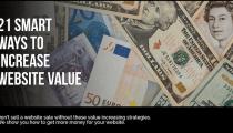 increase website value