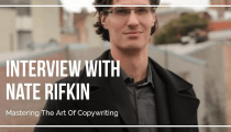 Nate Rifkin Copywriter