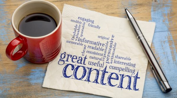 Great Content Writer