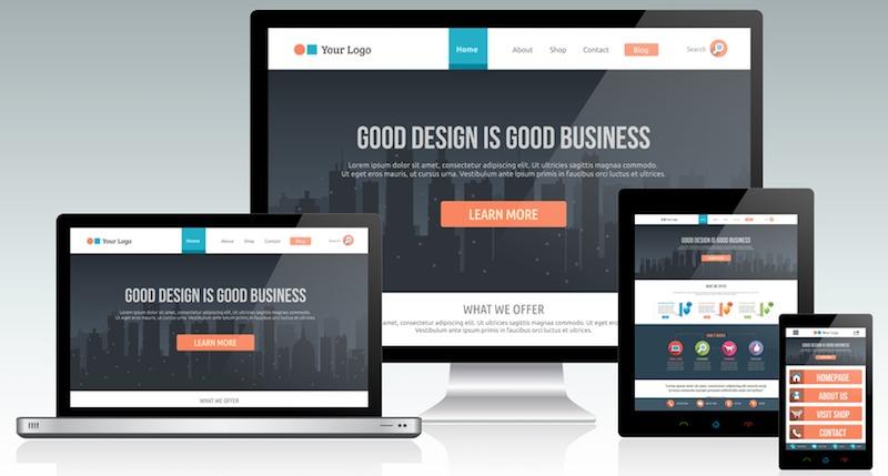 Authority site design