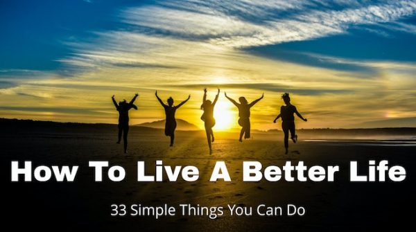 You deserve to live a better life.
